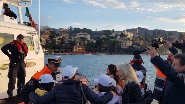 Bimbi Portofino a scuola con Capitaneria