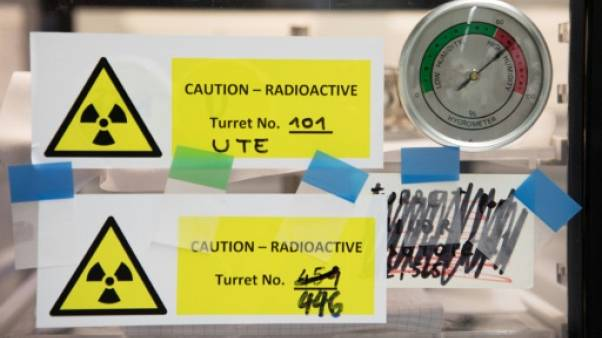 Dans les laboratoires de l'AIEA, la délicate surveillance du nucléaire mondial