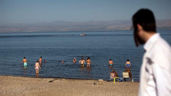 Israel sees desalination as Sea of Galilee's saviour