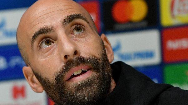 Borja Valero, possiamo battere Barca