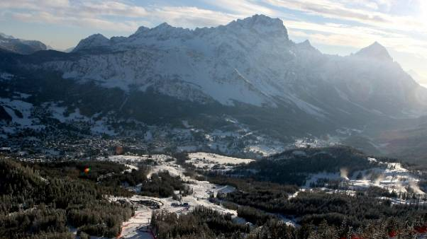 In Veneto stagione di sci non a rischio
