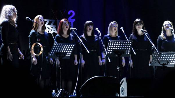 Bosnian musicians keep Sephardic Jews' dwindling language alive
