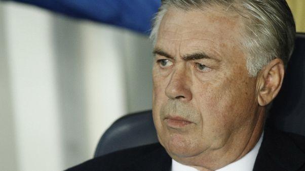 Ancelotti, ci serve gara straordinaria