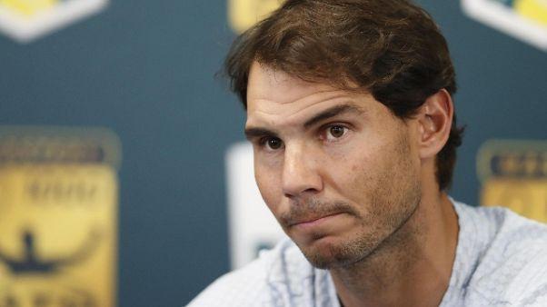 "Nadal dà forfeit, ""stagione finita"""