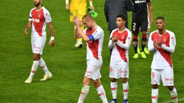 Ligue des champions: Monaco, en pleine tempête, joue à quitte ou double son avenir européen