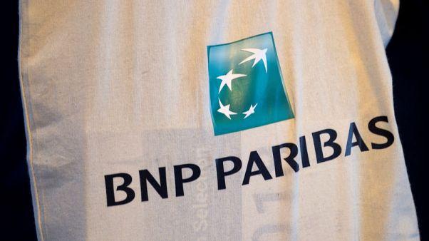 BNP Paribas co-head of trading unit steps down after weak third quarter