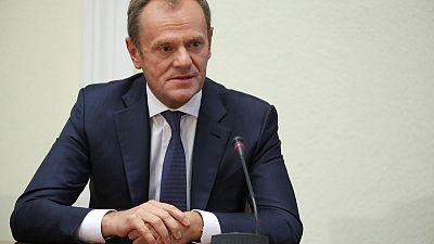 Tusk says Poland risks following UK out of EU