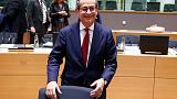 Euro zone finance ministers urge Italy to change budget plan - EU source