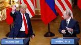 Trump unsure if he will meet with Putin in Paris, to meet at G20