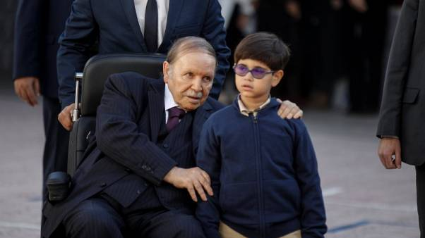 Algeria's Bouteflika frees five generals - source