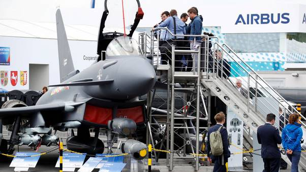 Military gets a boost in revised German spending plan