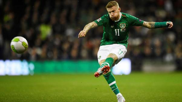 McClean warned by FA after poppy post on social media