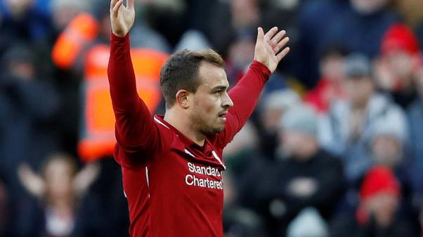 Liverpool left Shaqiri out of Belgrade trip to focus on game - Klopp