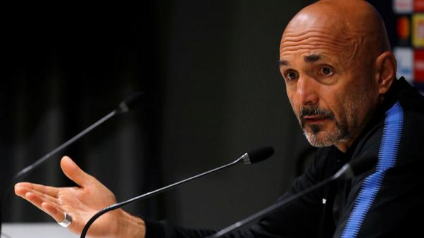 Spalletti says Barcelona are what Inter hope to become
