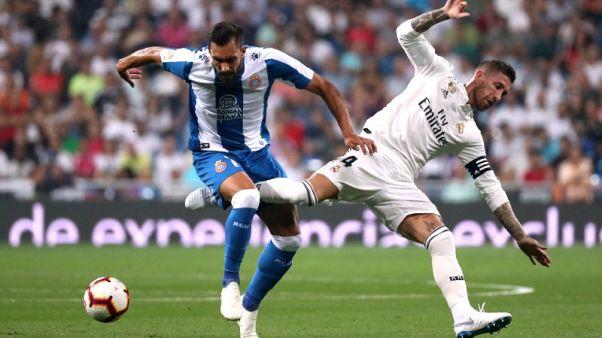 اسبانيول يهزم بيلباو ويواصل الضغط على برشلونة