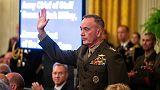 U.S.-North Korea talks could impact U.S. military posture in Korea - Dunford