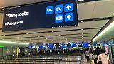 مسؤول: انتهاء إنذار أمني في مطار هيثرو بلندن