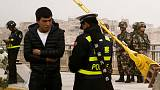 Security spending soars in China's troubled Xinjiang region - report