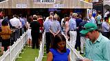 Horse racing - Cross Counter storms to Melbourne Cup win