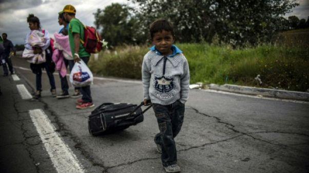 Le Honduras et le Guatemala veulent enrayer les flux de migrants vers les USA