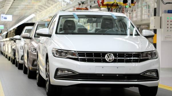 FAW-Volkswagen signs $9 billion deal with Volkswagen for parts and vehicles imports in 2019