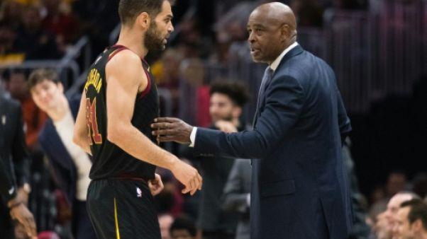 NBA: l'intérimaire Larry Drew devient le coach permanent de Cleveland