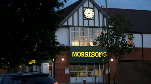 Morrisons' quarterly sales up strongly, slightly misses forecasts