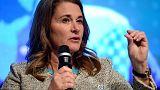 """ميليندا جيتس تدعو لدعم """"رأسمال بشري"""" من أجل صحة الأم والطفل"""