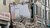 One body found in rubble of collapsed buildings in Marseille