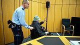 Germany tries 94-year-old accused of helping Nazis in camp murders