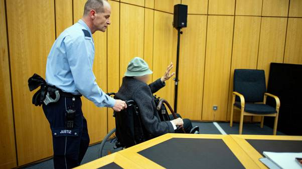 Germany tries 94-year-old accused of helping Nazis in camp murders