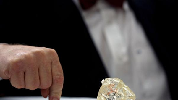 Billionaire's son and brother held in Israeli diamond smuggling case