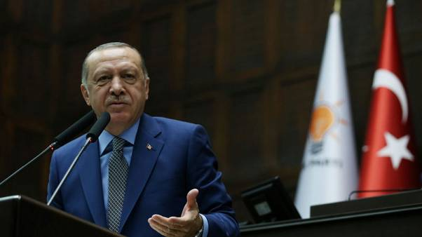 Turkey's Erdogan says joint U.S.-Kurdish patrols near Syria border unacceptable