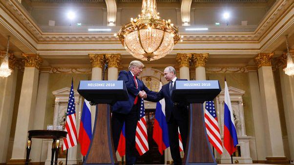 الكرملين: بوتين وترامب سيلتقيان لفترة وجيزة في باريس