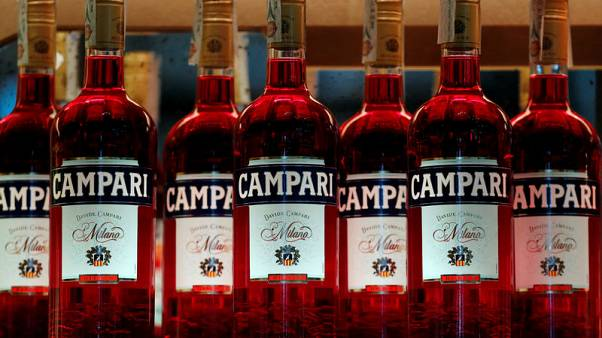 Campari's sales growth accelerates on strong Aperol demand