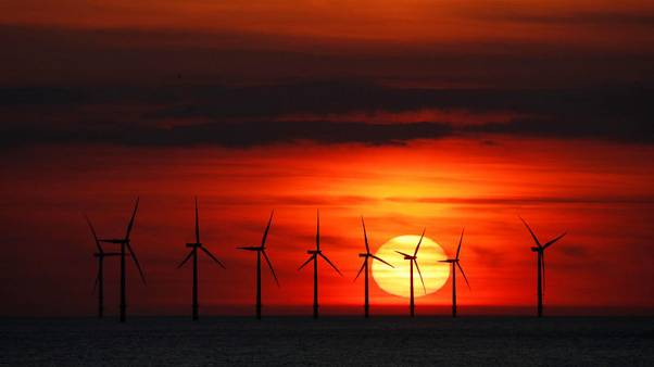 Britain's renewable electricity capacity overtakes fossil fuels - report