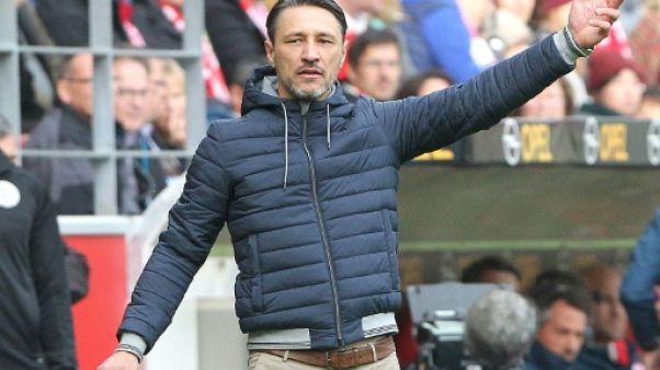 Bayern-AEK Athènes: le Bayern et Kovac au bord du KO avant une semaine cruciale