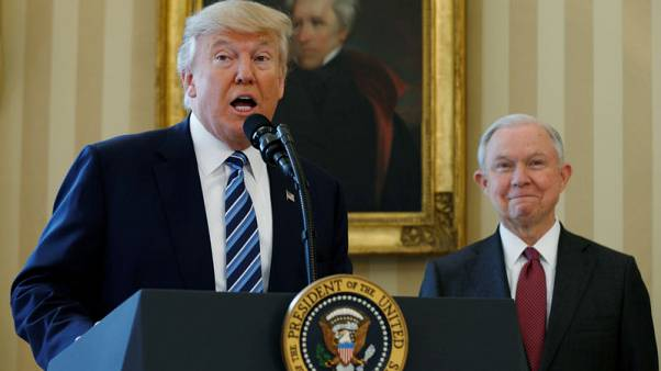 Trump fires Sessions, vows to fight Democrats if they launch probes