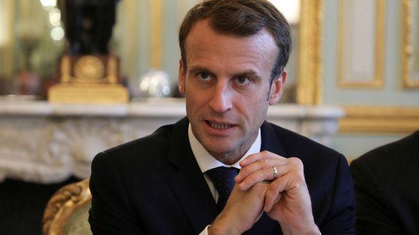 فرنسا تلقي القبض على 6 أشخاص بشأن مؤامرة لشن هجوم على ماكرون