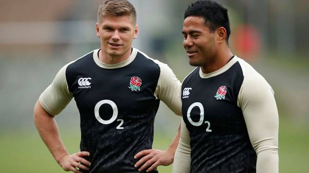 Tuilagi's likely return has England dreaming of 2012