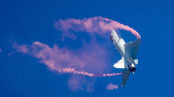 بوينج وايرباص تبديان قلقا من حرب التجارة والصين تستعرض طموحاتها الجوية