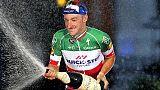 Ciclismo: a Viviani l'Oscar dell'anno