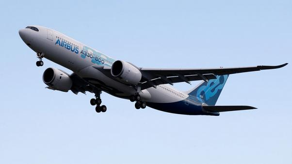 Airbus stages maiden flight of upgraded A330-800
