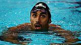 Dopage: quatre ans de suspension pour l'ancien nageur italien Filippo Magnini