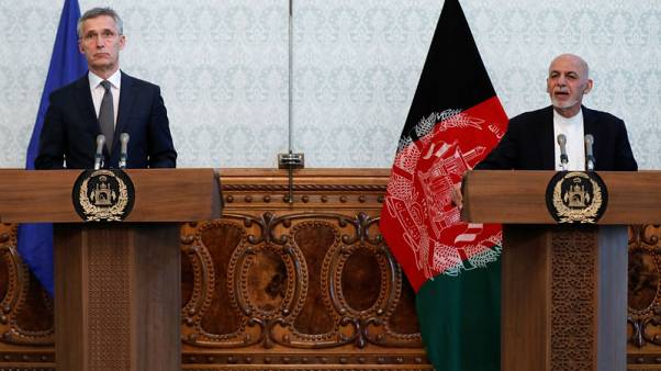 Stoltenberg says NATO committed to Afghan mission despite attacks