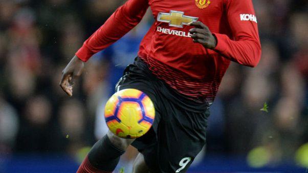 الإصابة تبعد لوكاكو عن مانشستر يونايتد في مواجهة يوفنتوس