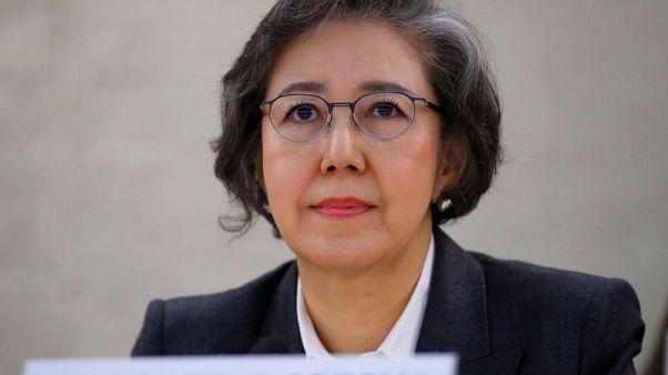 مبعوثة للأمم المتحدة: من السابق لأوانه إعادة الروهينجا لميانمار