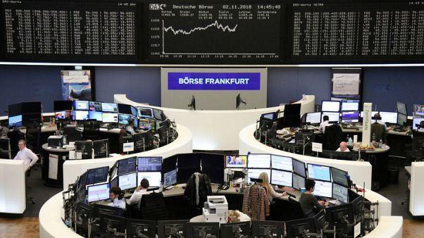 أسهم أوروبا تغلق منخفضة وسط حذر قبيل نتائج انتخابات أمريكا