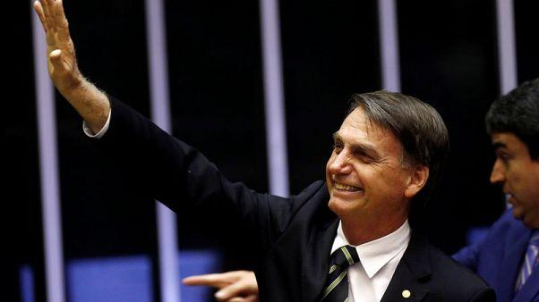 Brazil's Bolsonaro seeks movement on pension reform this year