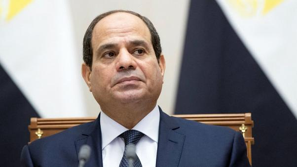 Egypt's Sisi orders review of law curbing NGOs